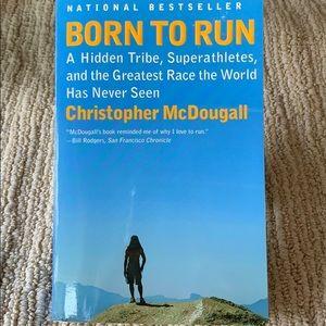 Book, Born to Run 🏃🏻♀️